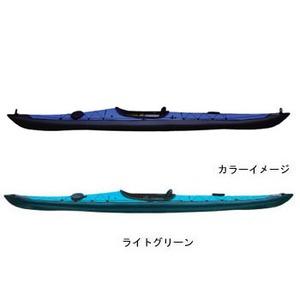 【送料無料】フジタカヌー(FUJITA CANOE) 500 SEASHORE(シーショア) D:ライトグリーンB:チャコールグレー PE-1