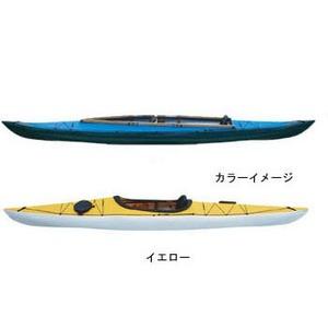 【送料無料】フジタカヌー(FUJITA CANOE) 470 NOAH(ノア) D:イエローB:チャコールグレー PE-2