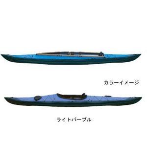 【送料無料】フジタカヌー(FUJITA CANOE) 470 NOAH(ノア) D:ライトパープルB:チャコールグレー PE-2