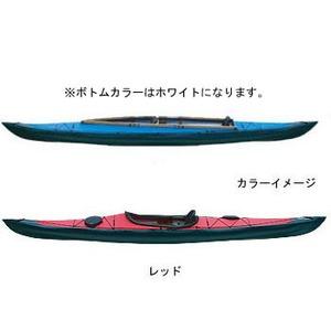 【送料無料】フジタカヌー(FUJITA CANOE) 470 NOAH(ノア) D:レッドB:ホワイト PE-2