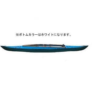【送料無料】フジタカヌー(FUJITA CANOE) 470 NOAH(ノア) D:ブルーB:ホワイト PE-2