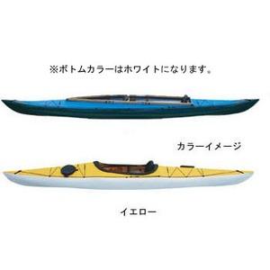 【送料無料】フジタカヌー(FUJITA CANOE) 470 NOAH(ノア) D:イエローB:ホワイト PE-2