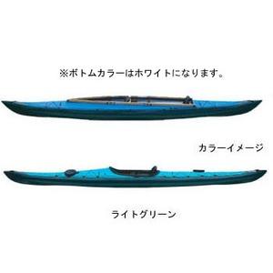 【送料無料】フジタカヌー(FUJITA CANOE) 470 NOAH(ノア) D:ライトグリーンB:ホワイト PE-2