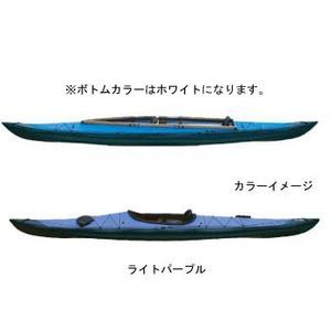 【送料無料】フジタカヌー(FUJITA CANOE) 470 NOAH(ノア) D:ライトパープルB:ホワイト PE-2