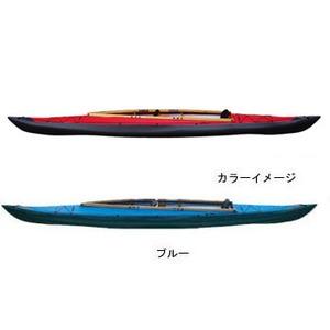 【送料無料】フジタカヌー(FUJITA CANOE) 500 NOAH(ノア) D:ブルーB:チャコールグレー PE-2