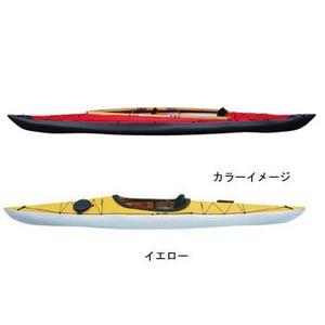 【送料無料】フジタカヌー(FUJITA CANOE) 500 NOAH(ノア) D:イエローB:チャコールグレー PE-2