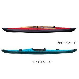 【送料無料】フジタカヌー(FUJITA CANOE) 500 NOAH(ノア) D:ライトグリーンB:チャコールグレー PE-2
