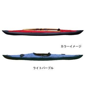 【送料無料】フジタカヌー(FUJITA CANOE) 500 NOAH(ノア) D:ライトパープルB:チャコールグレー PE-2
