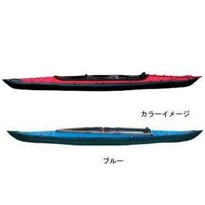 【送料無料】フジタカヌー(FUJITA CANOE) ALPINA-2(アルピナ2) 460EX D:ブルーB:チャコールグレー