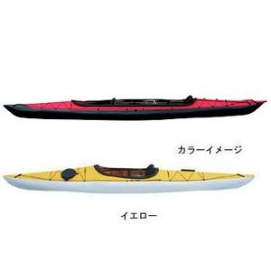 【送料無料】フジタカヌー(FUJITA CANOE) ALPINA-2(アルピナ2) 460EX D:イエローB:チャコールグレー