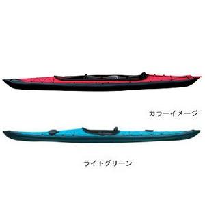 【送料無料】フジタカヌー(FUJITA CANOE) ALPINA-2(アルピナ2) 460EX D:ライトグリーンB:チャコールグレー