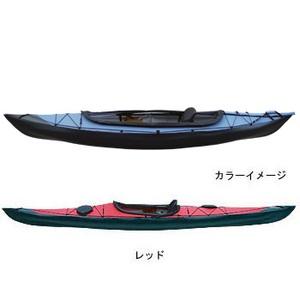 【送料無料】フジタカヌー(FUJITA CANOE) ALPINA-1(アルピナ1) 310EX D:レッドB:チャコールグレー