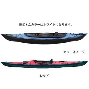 【送料無料】フジタカヌー(FUJITA CANOE) ALPINA-1(アルピナ1) 310 D:レッドB:ホワイト