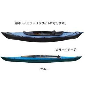 【送料無料】フジタカヌー(FUJITA CANOE) ALPINA-1(アルピナ1) 310 D:ブルーB:ホワイト