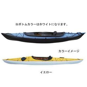 【送料無料】フジタカヌー(FUJITA CANOE) ALPINA-1(アルピナ1) 310 D:イエローB:ホワイト