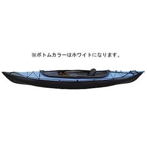 【送料無料】フジタカヌー(FUJITA CANOE) ALPINA-1(アルピナ1) 310 D:ライトパープルB:ホワイト