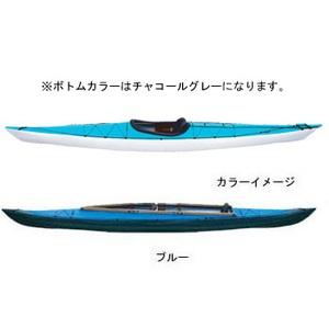 【送料無料】フジタカヌー(FUJITA CANOE) ALPINA-1(アルピナ1) 400EX D:ブルーB:チャコールグレー
