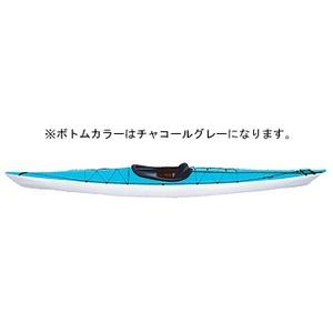 【送料無料】フジタカヌー(FUJITA CANOE) ALPINA-1(アルピナ1) 400EX D:ライトグリーンB:チャコールグレー