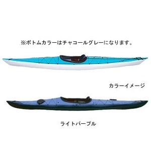 【送料無料】フジタカヌー(FUJITA CANOE) ALPINA-1(アルピナ1) 400EX D:ライトパープルB:チャコールグレー