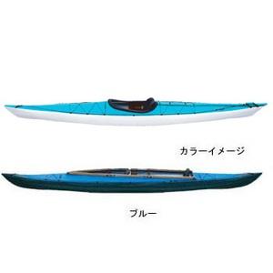 【送料無料】フジタカヌー(FUJITA CANOE) ALPINA-1(アルピナ1) 400 D:ブルーB:ホワイト