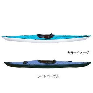 【送料無料】フジタカヌー(FUJITA CANOE) ALPINA-1(アルピナ1) 400 D:ライトパープルB:ホワイト