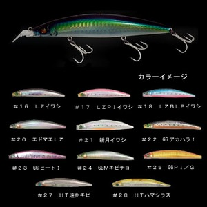メガバス(Megabass) ZONK 120 GATARIDE YORO−YORO