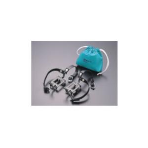 natural spirit(ナチュラルスピリット) Mini-5アイゼン ゴムストラップ装着・ケースセツト 08151