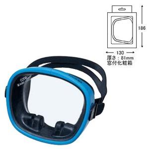 IKARI(イカリ) コナマスク AM115BL スノーケリング用品