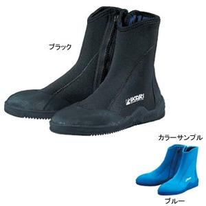【送料無料】IKARI(イカリ) マリンブーツ 24.0cm ブルー DW34BL24
