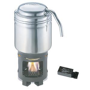 Esbit(エスビット) ステンレス コーヒーメーカー ES20102100 パーコレーター&バネット