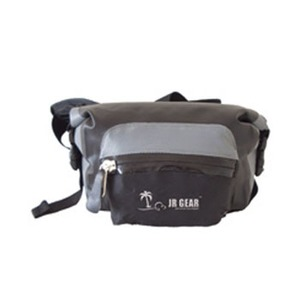 【送料無料】JR GEAR(ジェイアールギア) Roll-Top Waist Bag 6.5L 00(Black) RWB003