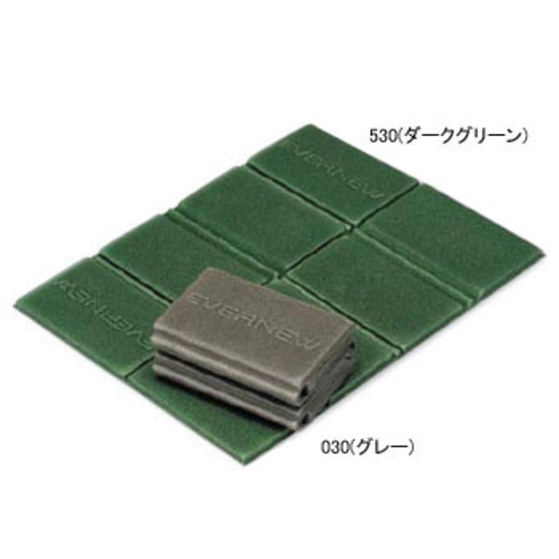 EVERNEW(エバニュー) コンパクト折りたたみマット 530(ダークグリーン) EBY462