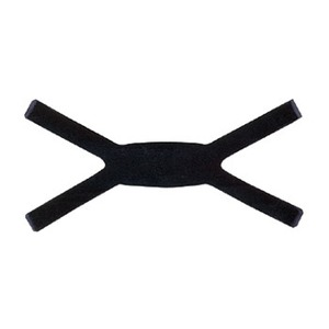 ミズノ(MIZUNO) Xサポートストラップ フリー 09(ブラック) 19SP84509