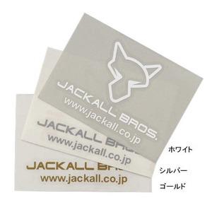 ジャッカル(JACKALL) カッティングステッカータイプ2