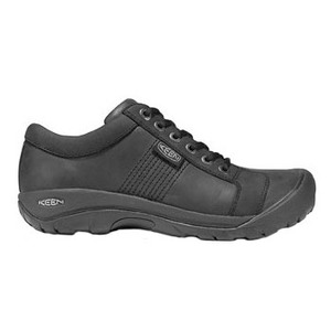 【送料無料】KEEN(キーン) Austin Men's 10/28.0cm Black 1321-BLCK
