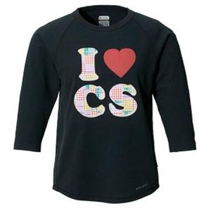 Columbia(コロンビア) ウィメンズ ラビンCSC 3/4Tシャツ S 010(Black)