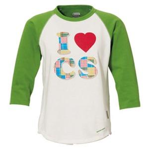 Columbia(コロンビア) ウィメンズ ラビンCSC 3/4Tシャツ S 301(Boa)