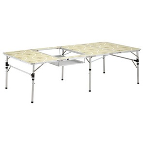 Coleman(コールマン) スリムヨツオリBBQテーブル 170-7638 バーベキューテーブル
