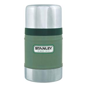 【送料無料】STANLEY(スタンレー) Classic Vacuum Food Jar クラシック真空フードジャー 0.5L グリーン 00811-018
