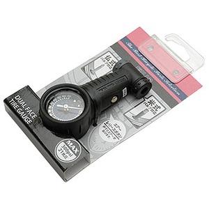 GIYO(ジーヨ) GG-04 デュアル フェイス エアー ゲージ APG00400 空気圧計