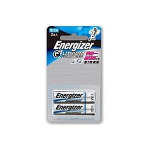 Energizer(エナジャイザー) リチウム乾電池単四 2本入