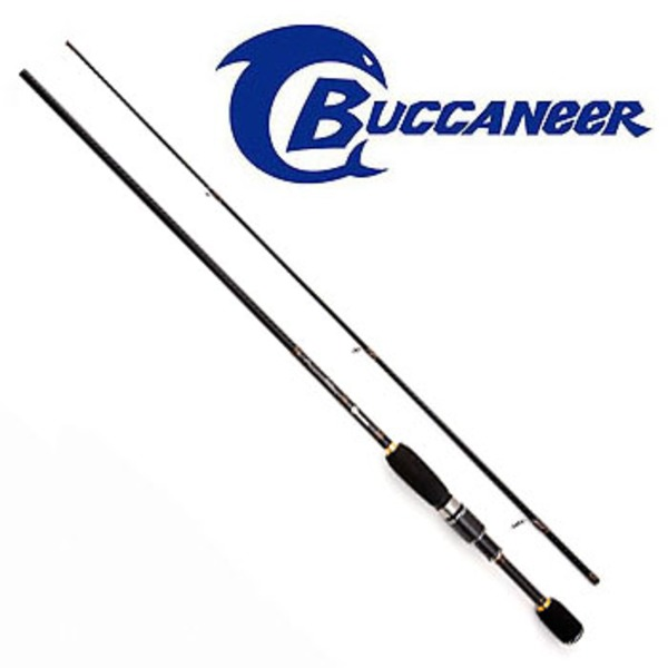 Buccaneer(バッカニア) C.Fleuret BCFS76M-2 BCFS76M-2 黒鯛(チヌ)ロッド
