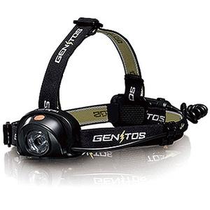 GENTOS(ジェントス) ヘッドウォーズ HW-843XC ブラック