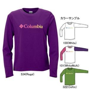 Columbia(コロンビア) ウィメンズ キャリーTシャツ S 322(Celtic)
