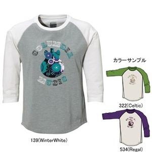 Columbia(コロンビア) ウィメンズ スティガー3/4Tシャツ L 534(Regal)