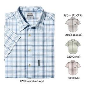 Columbia(コロンビア) バインウッドシャツ M 986(Chili)