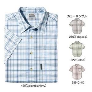 Columbia(コロンビア) バインウッドシャツ S 986(Chili)