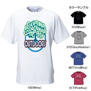 Columbia(コロンビア) カタルドTシャツ S 072(GreyHeather)