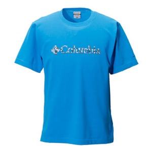Columbia(コロンビア) スポティカモTシャツ XS 491(CompassBlue)
