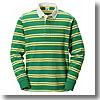 Columbia(コロンビア) ブラウンデールラグビーシャツ S 344(Kelly)